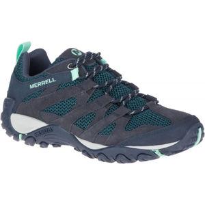 Merrell ALVERSTONE modrá 7 - Dámska outdoorová obuv