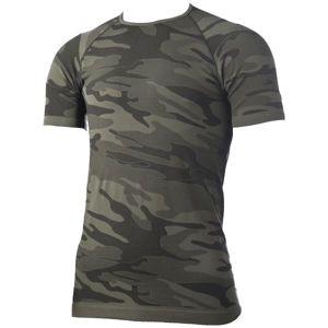 Mico HALF SLVS R/NECK SHIRT SKIN čierna 4 - Funkčné tričko