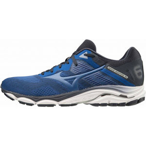 Mizuno WAVE INSPIRE 16 modrá 11.5 - Pánska bežecká obuv