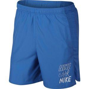 Nike CHLLGR SHORT 7IN BF GX modrá M - Pánske bežecké šortky