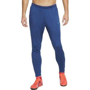 Nike DRY ACDMY PANT KPZ M modrá XL - Pánske futbalové nohavice