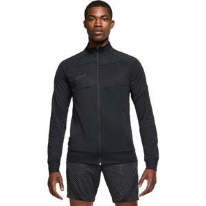 Nike DRY ACDPR TRK JKTI96 K FP M čierna M - Pánska futbalová mikina
