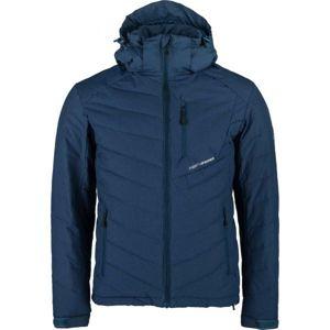 Northfinder OLIWIER modrá XXL - Pánska bunda