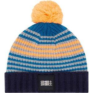 O'Neill BB LINES BEANIE oranžová 0 - Chlapčenská zimná čiapka