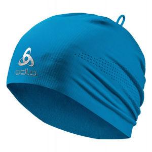 Odlo MOVE LIGHT HAT HIBISCUS modrá NS - Športová čiapka