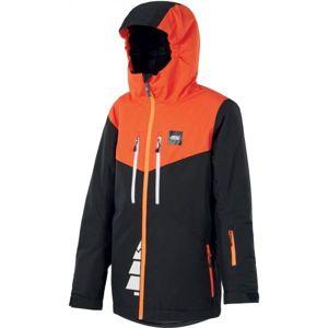 Picture MOVIE čierna 8 - Detská zimná bunda