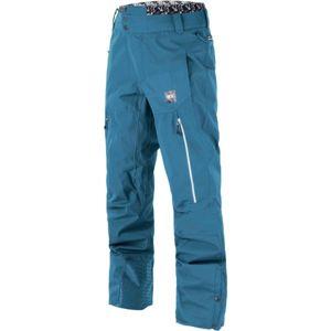 Picture OBJECT svetlo zelená L - Pánske zimné nohavice