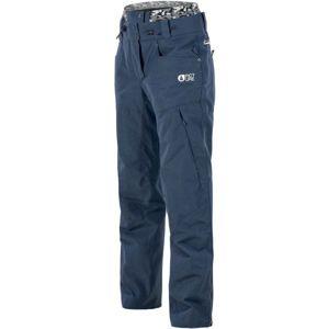 Picture SLANY modrá S - Dámske zimné nohavice