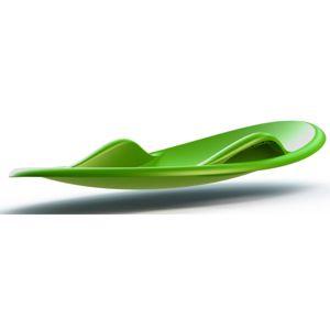Plastkon SUPERNOVA 60 zelená  - Sánkovací klzák s brzdou