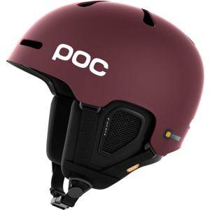 POC FORNIX červená (59 - 62) - Detská lyžiarska prilba