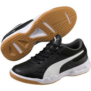 Puma TENAZ JR  2.5 - Juniorská halová obuv
