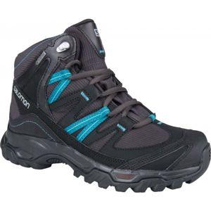 Salomon MUDSTONE MID 2 GTX W čierna 4.5 - Dámska obuv