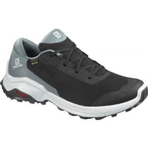 Salomon X REVEAL GTX W čierna 5.5 - Dámska vodeodolná obuv