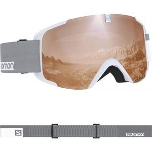 Salomon XVIEW ACCESS biela NS - Lyžiarske okuliare