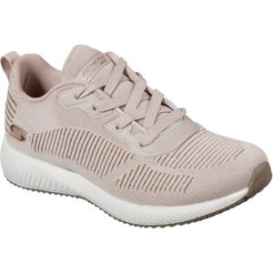 Skechers BOBS SQUAD GLAM LEAGUE svetlo ružová 40 - Dámske tenisky