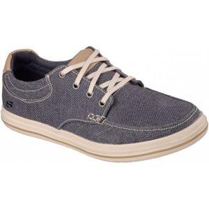 Skechers DEFINE-SODEN tmavo modrá 42 - Pánska voľnočasová obuv