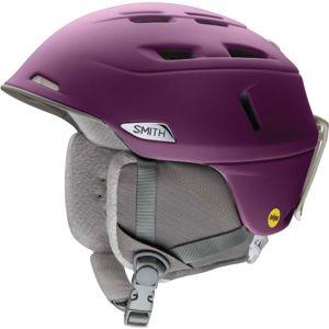 Smith COMPASS fialová (55 - 59) - Dámska lyžiarska prilba
