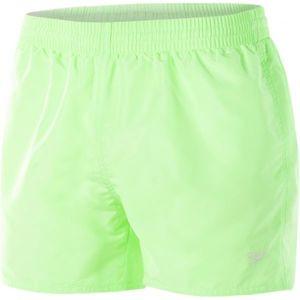 Speedo FITTED LEISURE 13WATERSHORT svetlo zelená XXL - Pánske plavecké šortky