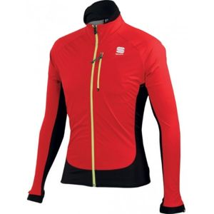Sportful CARDIO WIND TOP červená XL - Pánska bunda