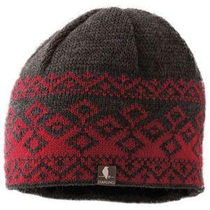 Starling DANY červená UNI - Zimná čiapka
