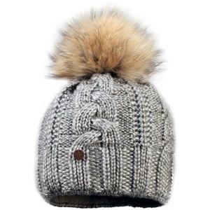Starling FILIPPA sivá UNI - Zimná čiapka