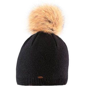 Starling CLARISSE čierna UNI - Zimná čiapka