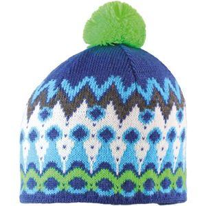Starling WINGS modrá UNI - Zimná čiapka
