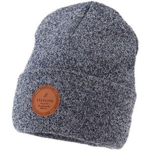 Starling SMU modrá UNI - Zimná čiapka