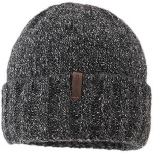 Starling IRISH tmavo šedá UNI - Zimná čiapka