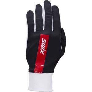 Swix Focus čierna 8 - Bežkárske športové rukavice