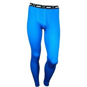 Swix STARX BODYW PANTS M modrá M - Pánske funkčné nohavice