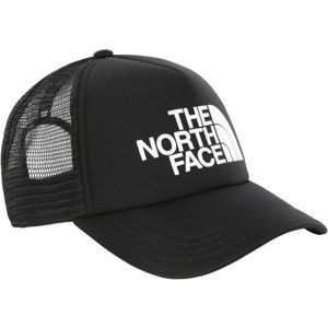The North Face TNF LOGO TRUCKER čierna  - Šiltovka