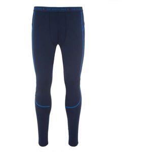 The North Face WARM TIGHTS M modrá L - Pánske funkčné spodky