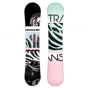 TRANS FE CAMBER  147 - Dámsky snowboard