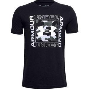 Under Armour LIVE RIVAL INSPIRED SS  L - Chlapčenské tričko