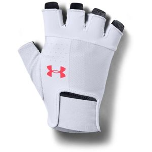 Under Armour TRAINING GLOVE biela XL - Pánske rukavice