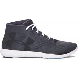 Under Armour UA W STREET PRECISION MD RLXD čierna 8 - Dámska fitnes obuv
