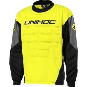Unihoc GOALIE SWEATER BLOCKER  M - Brankársky dres