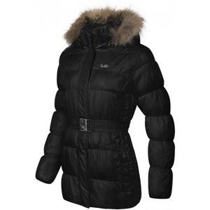 Willard MIA FUR čierna M - Dámsky kabát