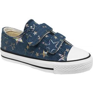 Willard RADLEY III tmavo modrá 31 - Detská voľnočasová obuv