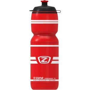 Zefal PREMIER 75 červená NS - Fľaša na bicykel