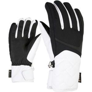Ziener KYRENA GTX W biela 6,5 - Dámske rukavice